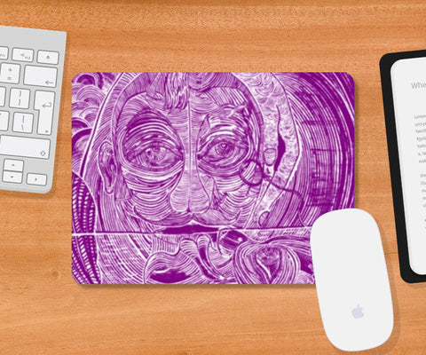 Mousepad, Perpetual Bliss Ver. 1.5 Mousepad | Artist : Luke's Art Voyage, - PosterGully