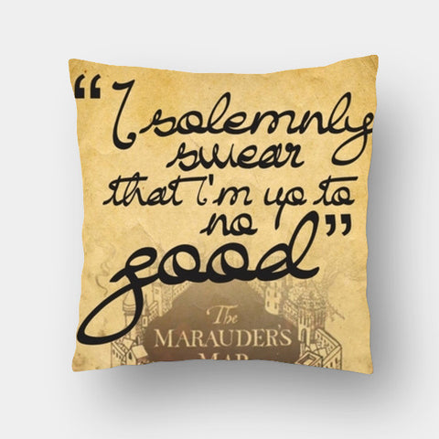 Cushion Covers, Harry potter (up to no good) Cushion Covers | Artist : Gauri Deshpande, - PosterGully