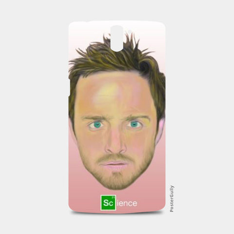 One Plus One Cases, Jesse Pinkman Artwork One Plus One Case | Artist: Tridib Das, - PosterGully
