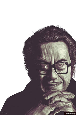 Wall Art, Kishor Da Digital Painting Artwork | Artist: Raj Khatri, - PosterGully