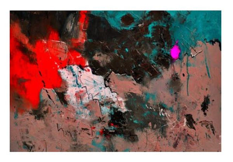 PosterGully Specials, Purple dot Wall Art  | Artist : pol ledent, - PosterGully