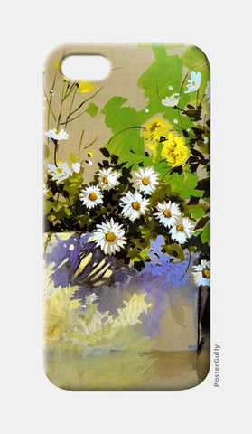 Flower Still Life iPhone 5 Cases | Artist : Rahul Tanwar