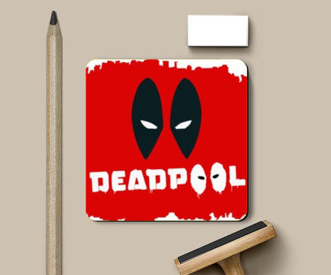 Coasters, #deadpool Coasters | Artist : Gaurav Keshri, - PosterGully
