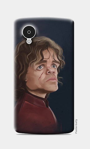 Nexus 5 Cases, Peter Dinklage - Caricature Nexus 5 Cases | Artist : Dharmesh Prajapati, - PosterGully