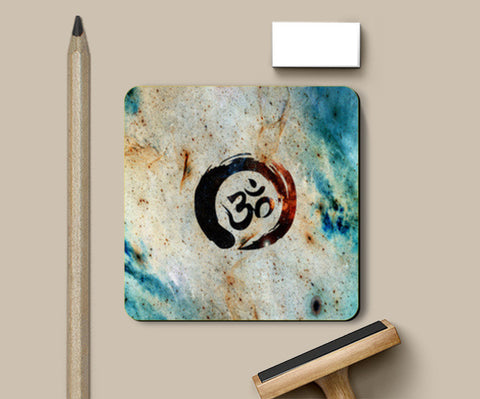 Coasters, OM Coasters | Artist : Ayush Yaduv, - PosterGully