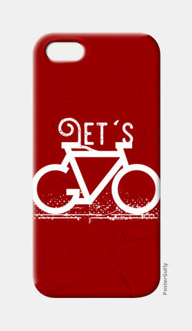 Let's Go iPhone 5 Cases | Artist : Designerchennai