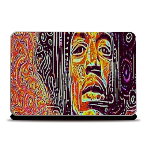 him Laptop Skins | Artist : avanthi amarnath