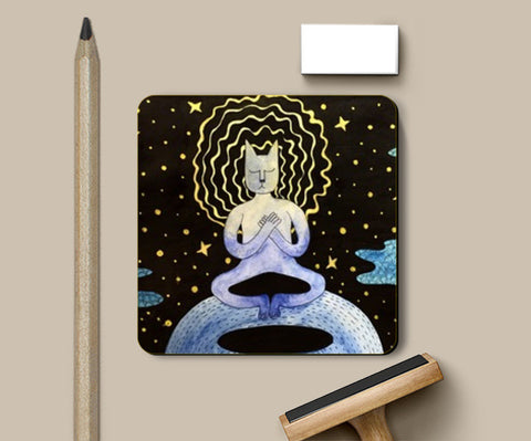 Coasters, chill Coasters | Artist : Vanya Verma, - PosterGully