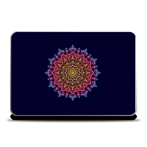 Indian Classical Abstract Laptop Skins | Artist : Creative DJ