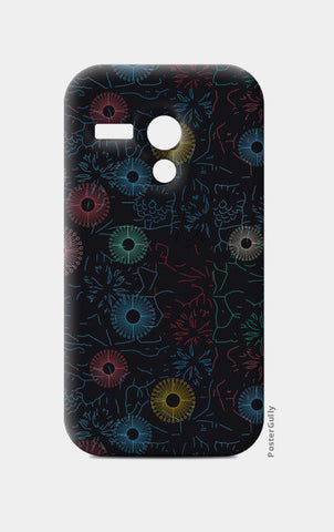 Difficult level mandala circle flower pattern Moto G Cases | Artist : Designerchennai