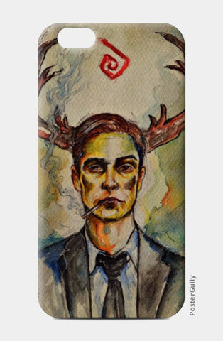 iPhone 6 / 6s, True Detective: Rustin Cohle iPhone 6 / 6s Case | Artist: Prajwal Acharya, - PosterGully