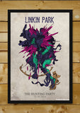 Brand New Designs, Linkin Park Illustration Artwork | Artist: Siladityaa Sharma, - PosterGully - 2