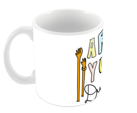 ARE YOU DUMB? Coffee Mugs | Artist : Shruti aggarwal