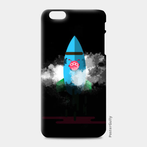 Rocket iPhone 6 Plus/6S Plus Cases | Artist : Colour me expressive