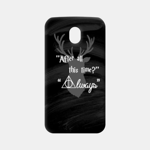 Always! Moto G3 Cases | Artist : DISHA BHANOT