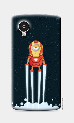 Nexus 5 Cases, Minion Ironman Nexus 5 Cases | Artist : Ronak Mantri, - PosterGully