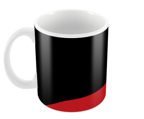 Pattern collections red Coffee Mugs | Artist : Anil Kumar K