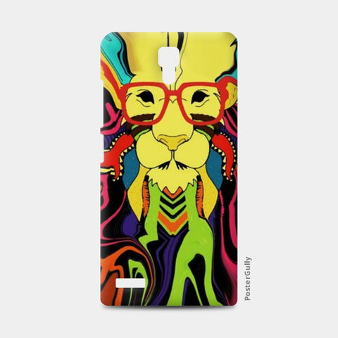 50 shades of Leo  Redmi Note Cases | Artist : nilesh gupta