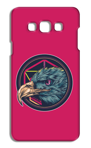 Eagle Samsung Galaxy A7 Cases | Artist : Inderpreet Singh