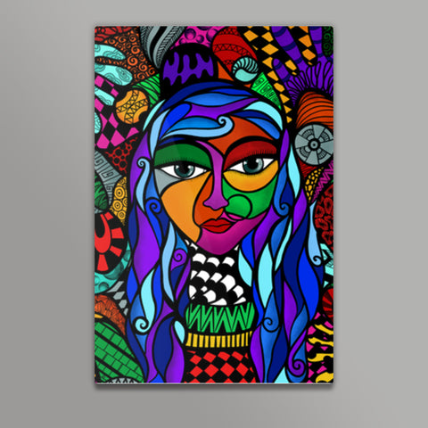 Free Spirit Metal Prints | Artist : Animal kingdom