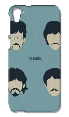 The Beatles HTC Desire 826 Cases | Artist : Arif Ahmad