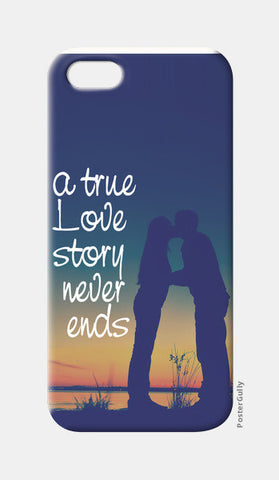 A True Love Story iPhone 5 Cases | Artist : Abhishek Bhardwaj