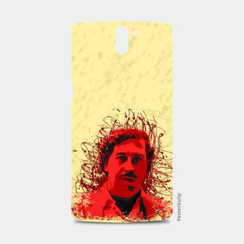 Pablo Escobar One Plus One Cases | Artist : desiGuy