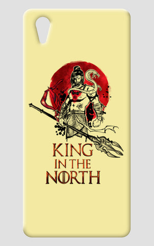 Shiva-king in the north One Plus X Cases | Artist : Abhishek Faujdar