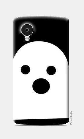 Nexus 5 Cases, ghost case Nexus 5 Cases | Artist : kamal kaur, - PosterGully