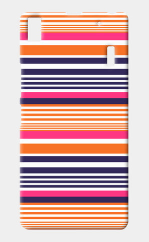stripes baby Lenovo K3 Note Cases | Artist : abhijeet sinha