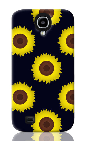 Samsung S4 Cases, Happy Sunflowers Samsung S4 Case | Artist: Inderpreet, - PosterGully