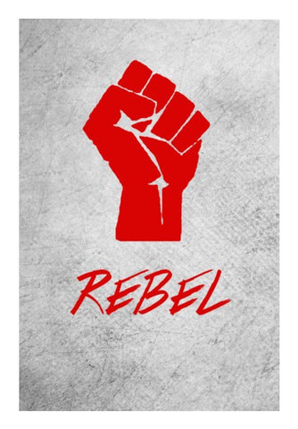 Wall Art, Rebel Wall Art | Artist: Shivam Dhuria, - PosterGully
