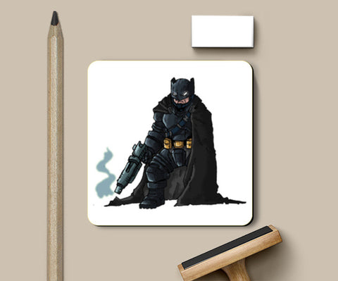 BATMAN Coasters | Artist : abhilash kumar