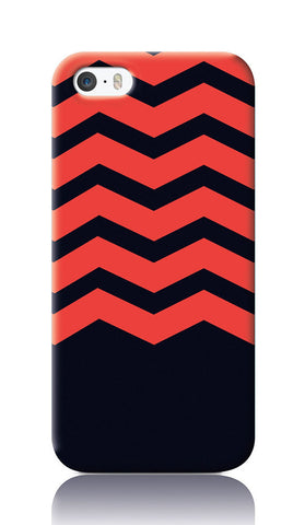 iPhone 6 / 6s Cases, Zigzag Red iPhone 6 / 6s Case | Artist: Inderpreet, - PosterGully