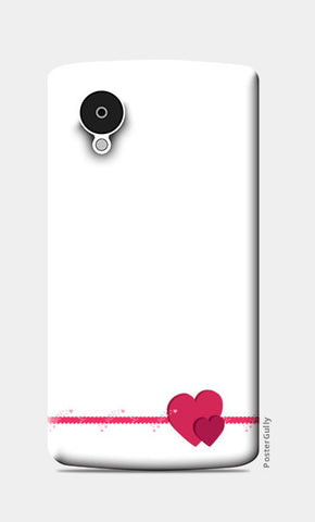Nexus 5 Cases, Feel My Love (white) Nexus 5 Cases | Artist : Srikanth R, - PosterGully