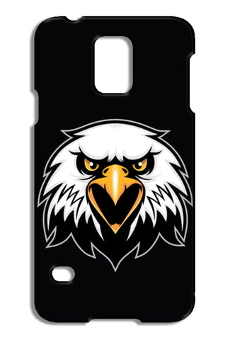Mascot Head Of Eagle Samsung Galaxy S5 Cases | Artist : Inderpreet Singh
