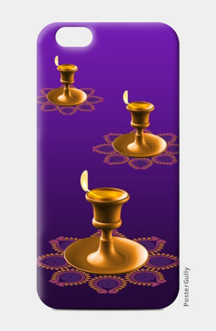 iPhone 6 / 6s, Diwali Diyas |  iPhone 6 / 6s Cases | Artist : Nikhil Wad, - PosterGully