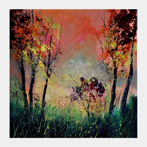 Square Art Prints, in the wood 56 Square Art Prints | Artist : pol ledent, - PosterGully