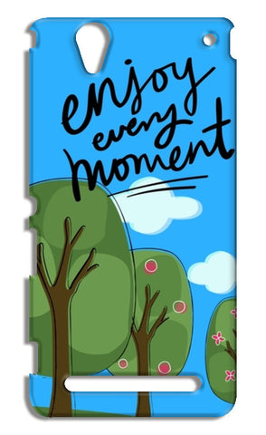 Enjoy every moment Sony Xperia T2 Ultra Cases | Artist : Pallavi Rawal