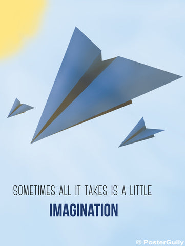 Brand New Designs, Imagination Artwork | Artist: Rohit Malhotra, - PosterGully - 1