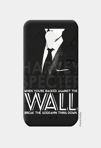 Moto G2 Cases, SUITS Harvey Specter Wall Quote Moto G2 Cases | Artist : Rashi Srivastava, - PosterGully