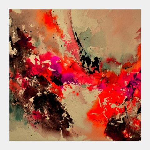 Watercolor 311050 Square Art Prints PosterGully Specials