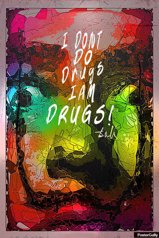 Brand New Designs, Salvador Dali Quote  Artwork | Artist: Pankaj Bhambri, - PosterGully - 1
