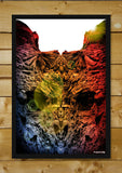 Wall Art, Stone Monster Artwork | Artist: Pankaj Mullick, - PosterGully - 2