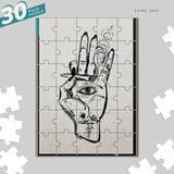 jai sambo Jigsaw Puzzles | Artist : the scribble stories