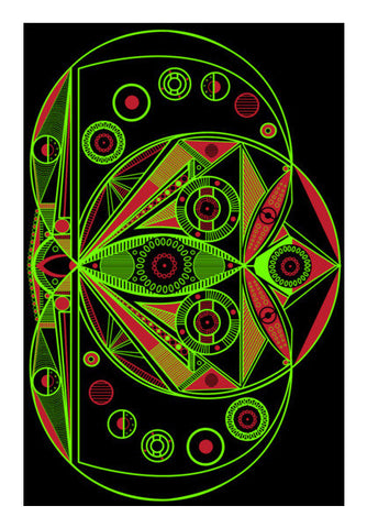 The Third Eye (Nocturnal) ! Art PosterGully Specials