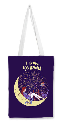 Tote Bags, book lover Tote Bags | Artist : abhijeet sinha, - PosterGully