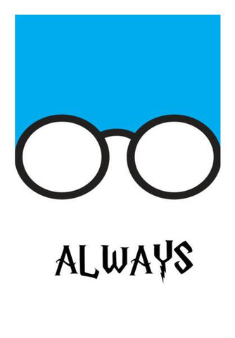 PosterGully Specials, ALWAYS - Harry Potter Wall Art | Artist : Manju Nk, - PosterGully