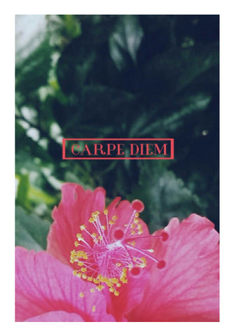 Wall Art, Carpe Diem Wall Art | Artist: Siddhant Talwar, - PosterGully