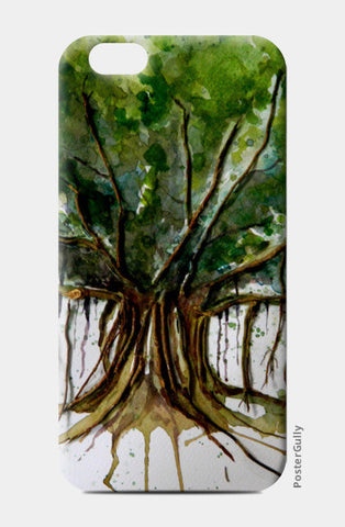 Banyan Tree iPhone 6/6S Cases | Artist : Tara Isha